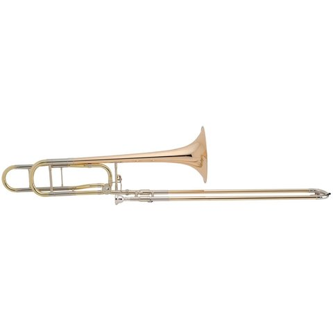 Conn 88HO Symphony Series Professional Tenor Trombone, Open Wrap