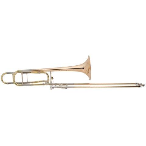 Conn 88HO Symphony Series Professional Tenor Trombone, Open Wrap
