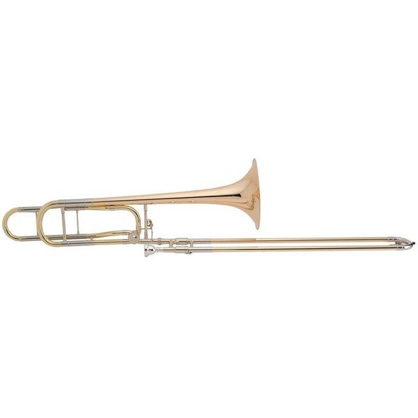 Conn Conn 88HO Symphony Series Professional Tenor Trombone, Open Wrap