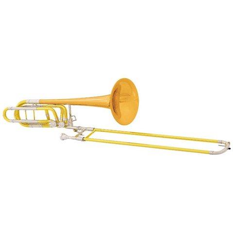 Conn 112H Professional Bb/F/Gb Bass Trombone, Standard Finish