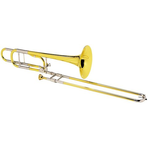 Conn 88HYO Symphony Series Profess Tenor Trombone, Open Wrap, Yellow Brass Bell