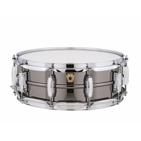 Ludwig LB416 5'' x 14'' Supra-Phonic Black Beauty