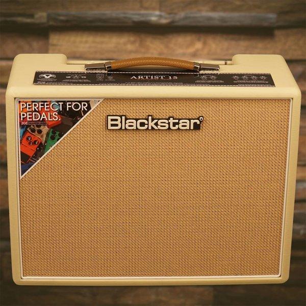 Blackstar Blackstar Artist 15 Blonde Special 15W 1 X 12'' Combo Amplifier