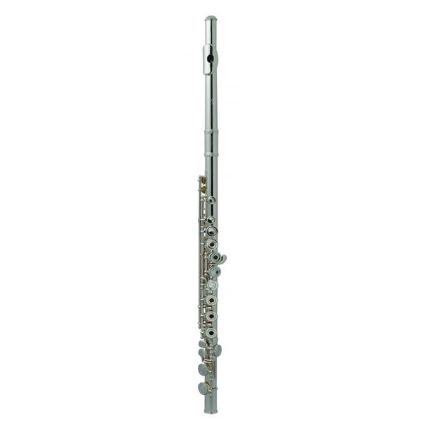 Armstrong Armstrong 103OS Open Hole Student Flute, Silver Plated, Offset G