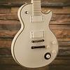 Epiphone ENCTAWNH1 Ltd. Ed. Matt Heafy Snofall Les Paul Custom - Alpine White SN/17082300827