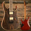 Ibanez RGEW521ZCNTF 6str Electric Guitar - Natural Flat