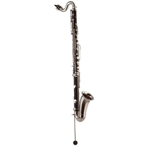 Leblanc L7168 Bb Bass Clarinet w/ Low Eb Key