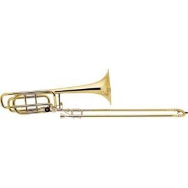 Bach Bach 50B3LO Stradivarius Pro Bb/F/Gb Bass Trombone 10.5'' Bell Open Wrap