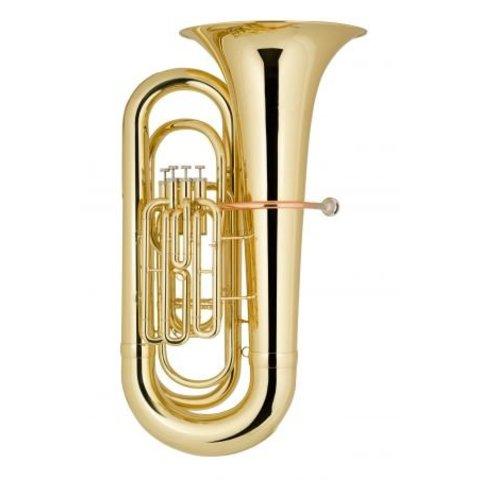 Holton BB460 Collegiate Series BBb Tuba, 4/4 Size w/ Case