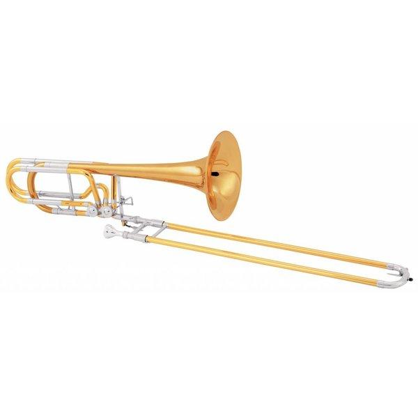 Conn Conn 62HI Professional Bass Trombone, Independent Rotors, Standard Finish