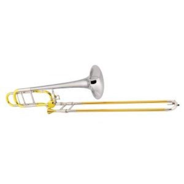 Conn Conn 88HSCL Symphony Profess Tenor Trombone CL2000 Rotor, Sterling Silver Bell