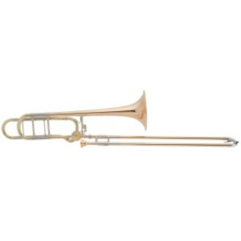 Conn 88HTCL Symphony Professional Tenor Trombone Thinwall Bell CL2000 Rotor