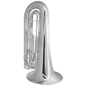 King King K50 BBb Marching Tuba, Standard Finish