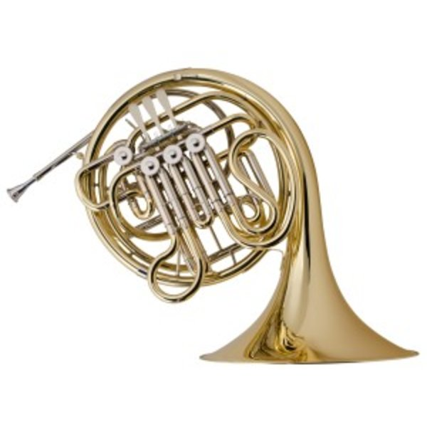 Holton Holton H378 Farkas Series Performance F/Bb Double French Horn, Standard Finish