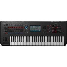 Yamaha Yamaha MONTAGE6 61-Key Flagship Music Synthesizer