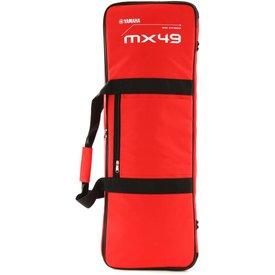Yamaha Yamaha MX49 Red Gig Bag w/ Shoulder Strap