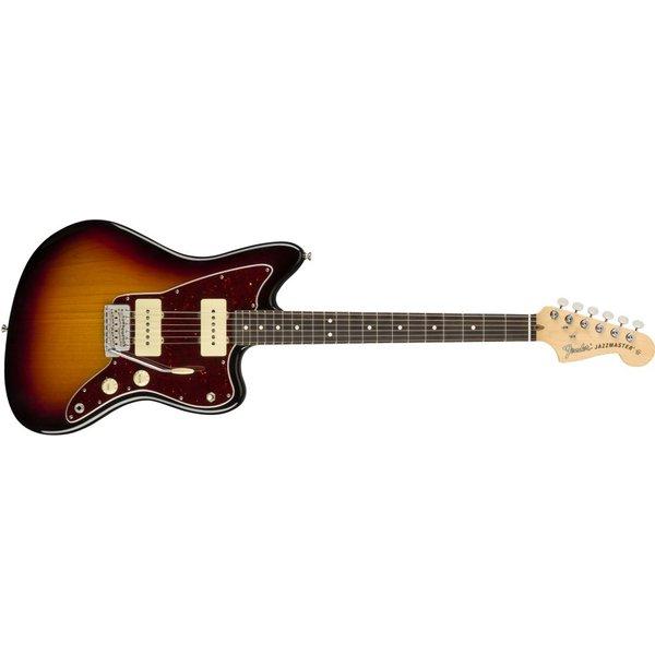 Fender Fender American Performer Jazzmaster, Rosewood Fingerboard, 3-Tone Sunburst