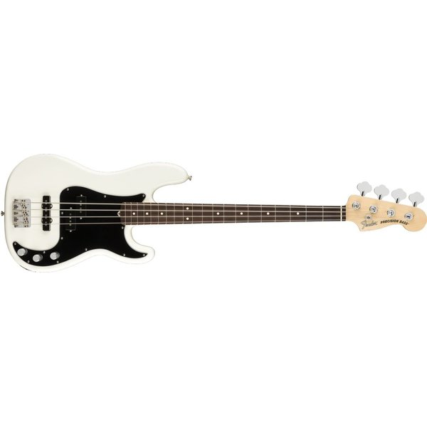 Fender Fender American Performer P Bass, Rosewood Fingerboard, Arctic White