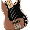 Fender American Performer P Bass, Maple Fingerboard, Penny