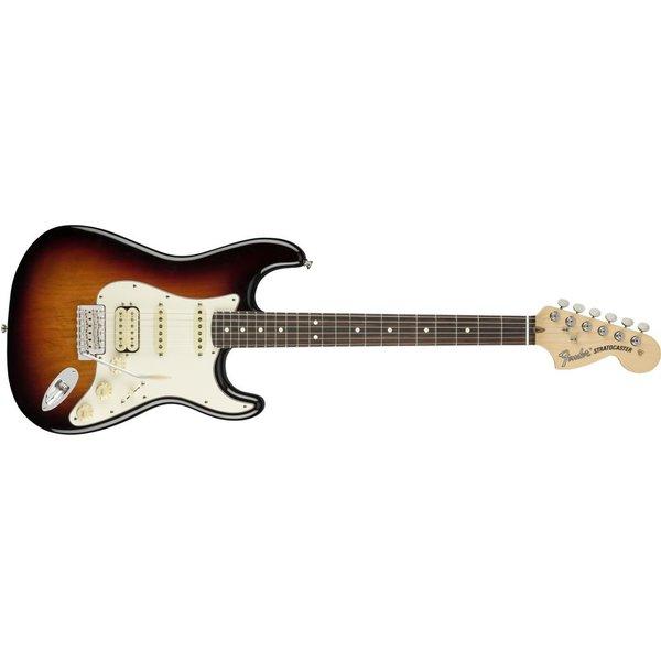 Fender Fender American Performer Strat HSS, Rosewood Fingerboard, 3-Tone Sunburst