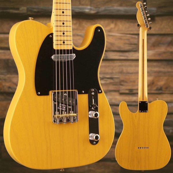 Fender American Original '50s Telecaster, Maple Fingerboard, Butterscotch Blonde