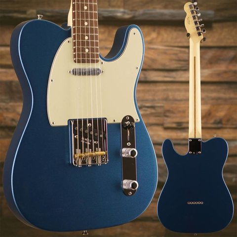 American Special Telecaster, Rosewood Fingerboard, Lake Placid Blue