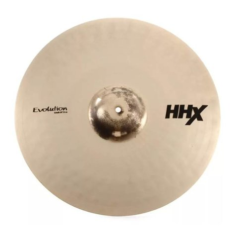 "Sabian 12006XEB 20"" HHX Evolution Crash Brilliant Finish"