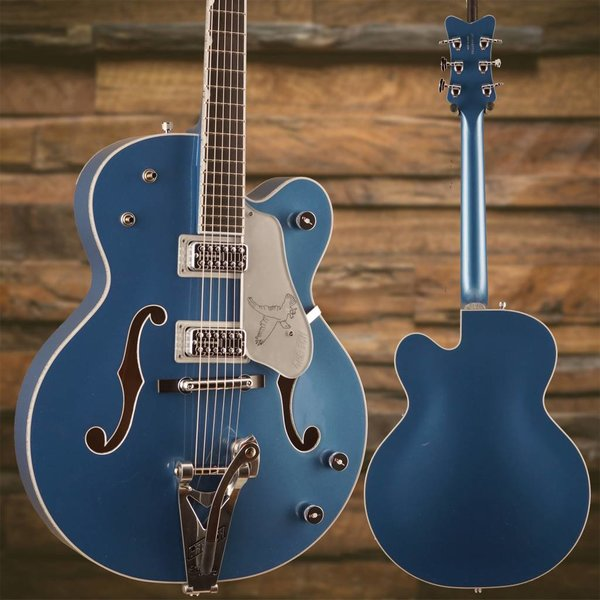 Gretsch Guitars Gretsch Professional G6136T Limited Edition '59 Falcon - Lake Placid Blue