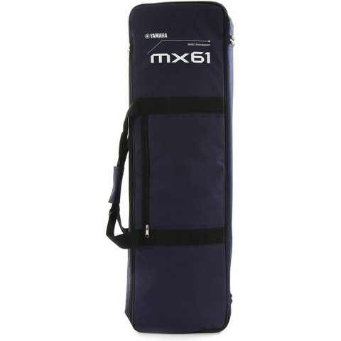 Yamaha MX61 Blue Gig Bag w/ Shoulder Strap
