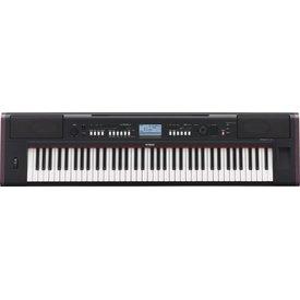 Yamaha Yamaha NPV80 KIT 76-Key High-Lvl Piaggero Ultra-Portable Dig Piano Surv Kit C2