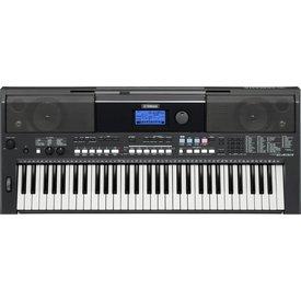 Yamaha Yamaha PSRE433 KIT 61-Key High-Level Portable Keyboard w/ Survival Kit D2