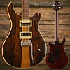 PRS Paul Reed Smith SE Custom 24 Exotic Top Ziricote w/ Bag SN/CTIA12833