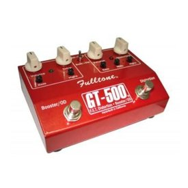 Fulltone Fulltone GT-500 FET Distortion + Booster/OD