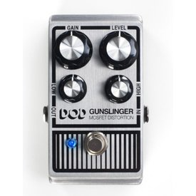 Fulltone DOD Gunslinger Mosfet Distortion