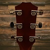 Taylor 412ce 12-Fret Grand Concert Limited Edition Big Leaf Maple - Tobacco Sunburst S/N 1104268044 Weight 4lbs 8.5oz
