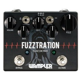 Wampler Wampler Fuzztration Fuzz Pedal w/ Octave