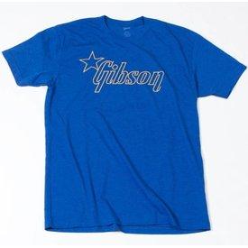 Gibson Gibson GA-STRMLG Star T (Blue), Large