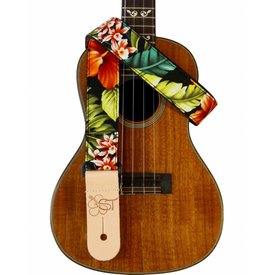 "Sherrin's Threads Sherrin's Threads 728 1.5"" ""Birds of Paradise"" Strap"