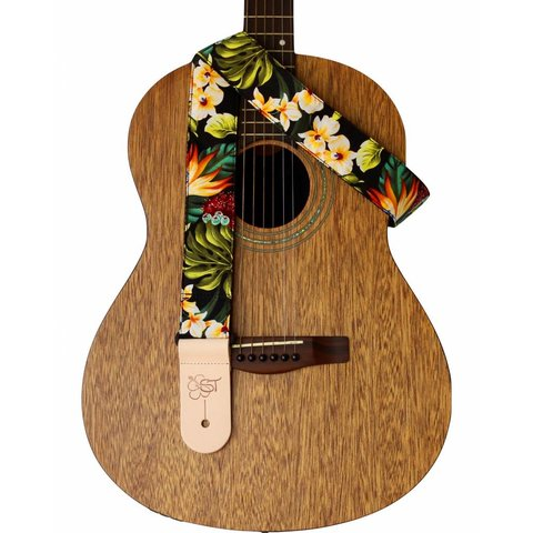 "Sherrin's Threads 501 2"" ""Birds of Paradise"" Strap"