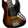 American Elite Jazz Bass V, Ebony Fingerboard, 3-Color Sunburst