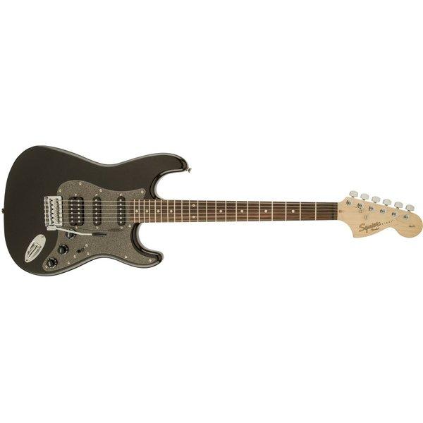 Squier Fender Affinity Series Stratocaster HSS, Laurel Fingerboard, Montego Black Metallic