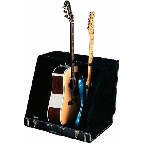 Stage Three Guitar Stand Case, Black