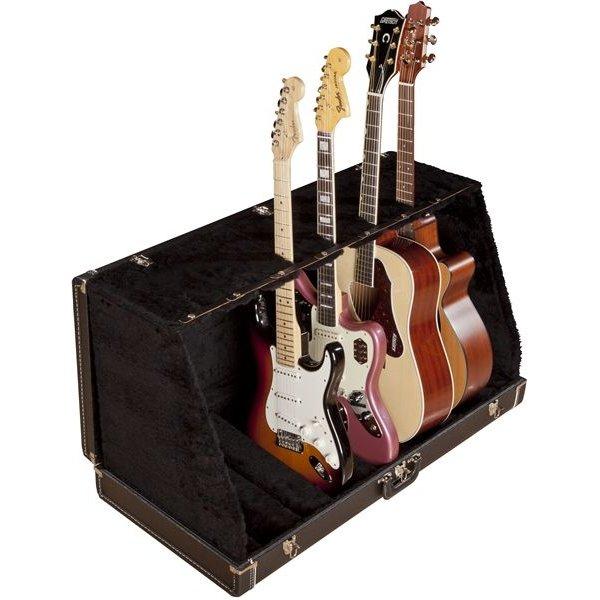 Fender Stage Seven Guitar Stand Case, Black