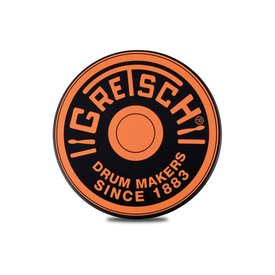 "Gretsch Drums Gretsch GREPAD6O 6"" Practice Pad Orange"