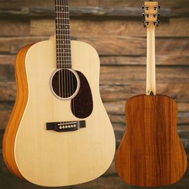 Martin Martin DX1KAE New X Series, S/N 2250544 4lbs 12.3oz