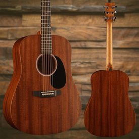Martin Martin DRS1 New Road Series w/ Hard Case SN/2254710