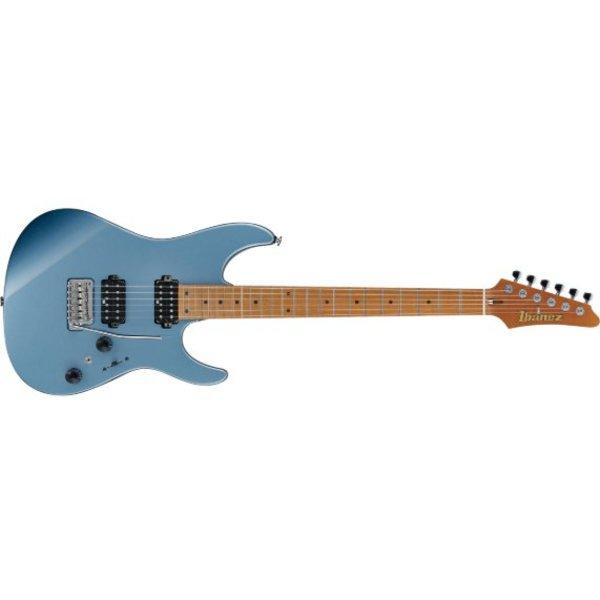 Ibanez Ibanez AZ Prestige 6str Electric Guitar w/Case - Ice Blue Metallic