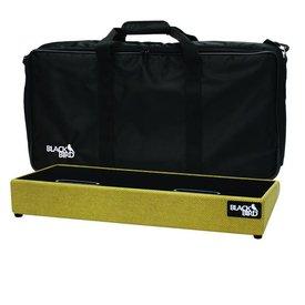 Blackbird Pedalboards Blackbird Pedalboards 1224SC-T Tweed Tolex Pedalboard w/ Gig Bag