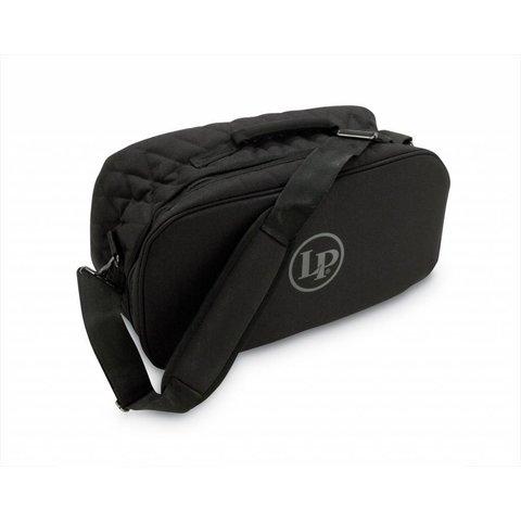 LP LP Series Lg Blk Bongo Bag W/Pouch Black LP532-BK