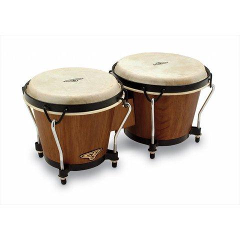 LP Cosmic Percussion Cp Traditional Bongo-Dark Wd Darkwood CP221-DW
